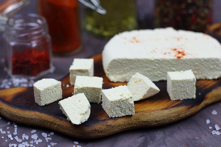 Сыр Тофу в домашних условиях - рецепт