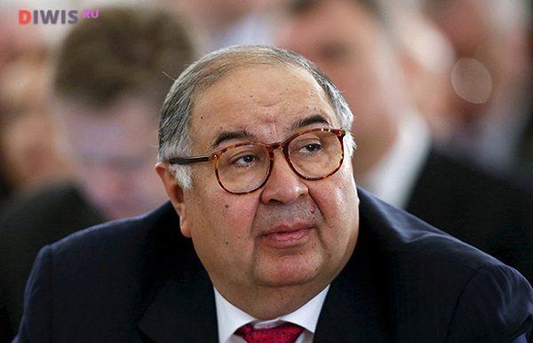 Биография бизнесмена Алишера Усманова