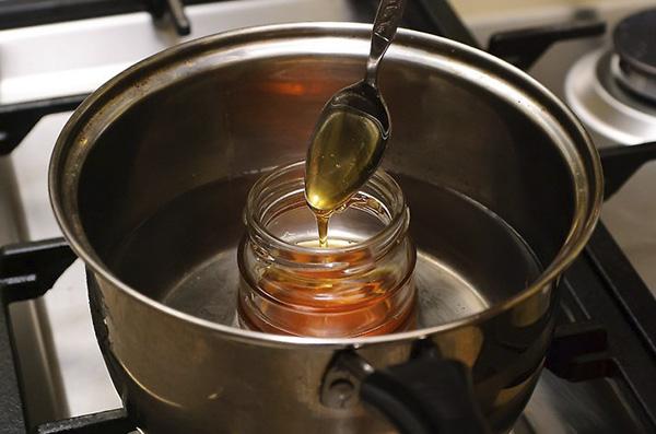 Тепловая обработка масла