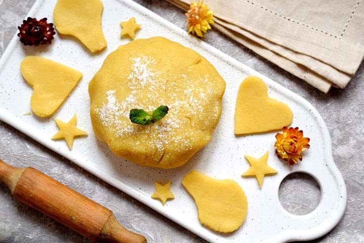 Как приготовить песочное тесто с домашних условиях - рецепт