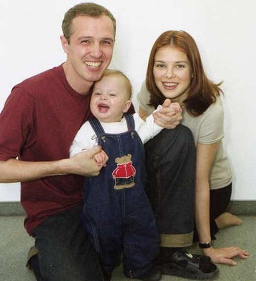 Личная жизнь Игоря Верника - фото, жены, дети