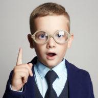 фото ребенок гений