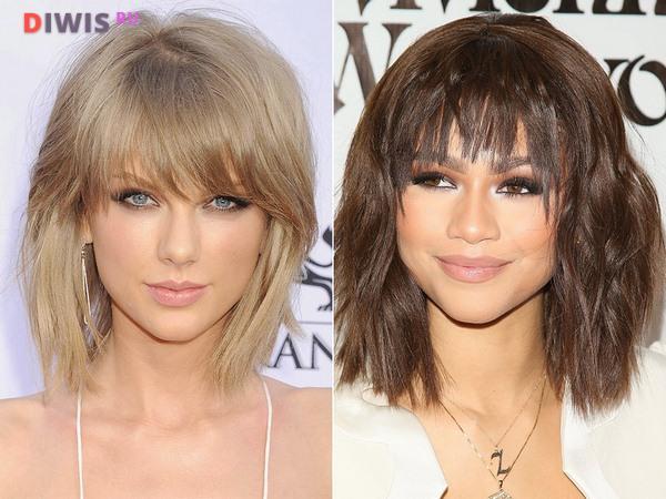 Стрижки на средние волосы после 30 лет