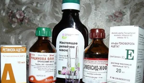 Витамины для роста локонов