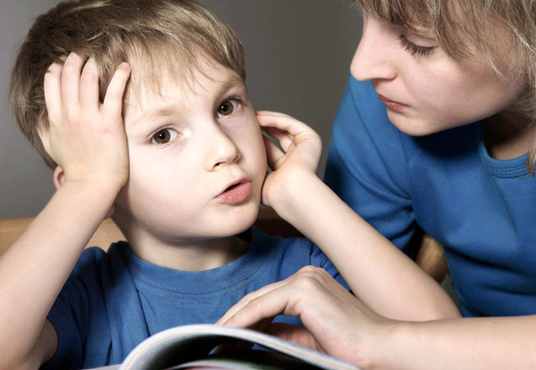 Причины задержки развития речи