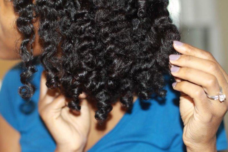 накрутить волосы на ночь без бигуди