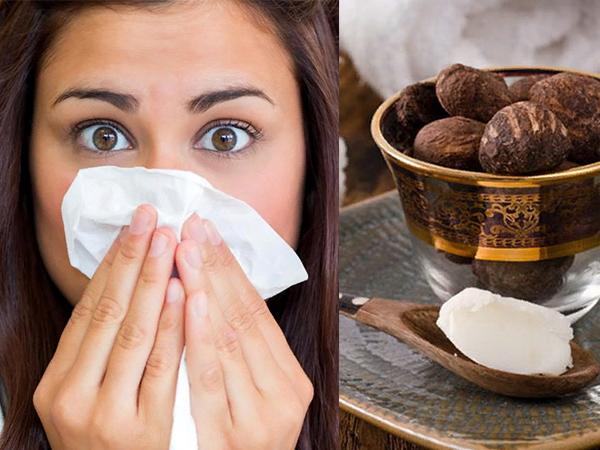 Аллергия на масло Ши