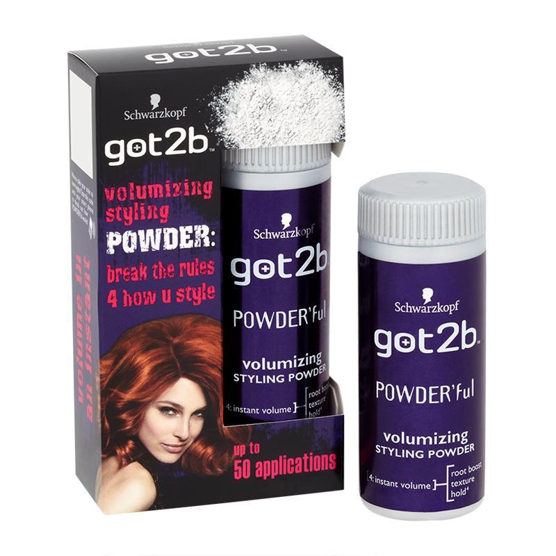 Пудра для волос Schwarzkopf Got2b