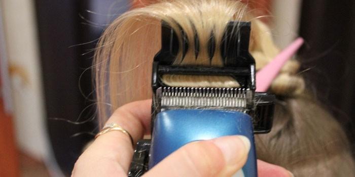 полировка волос что это за процедура фото