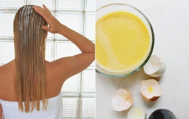 Рецепты яичных масок