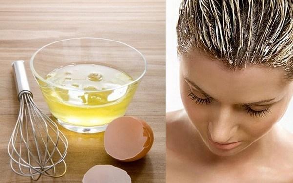 Как наносить яичные маски на волосы