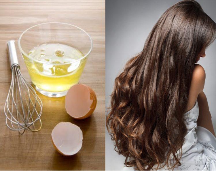 Маска из яиц для волос