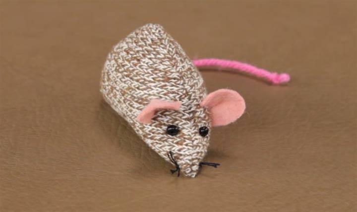 Новогодние поделки своими руками на 2020 год - символ года Крыса