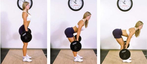 Упражнения на заднюю поверхность бедра и ягодиц дома, в тренажерном зале. Программа тренировок