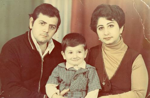 Дети Михаила Галустяна - фото, личная жизнь