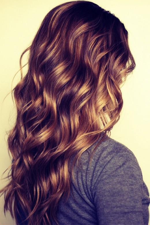 Способы завивки волос на утюжок