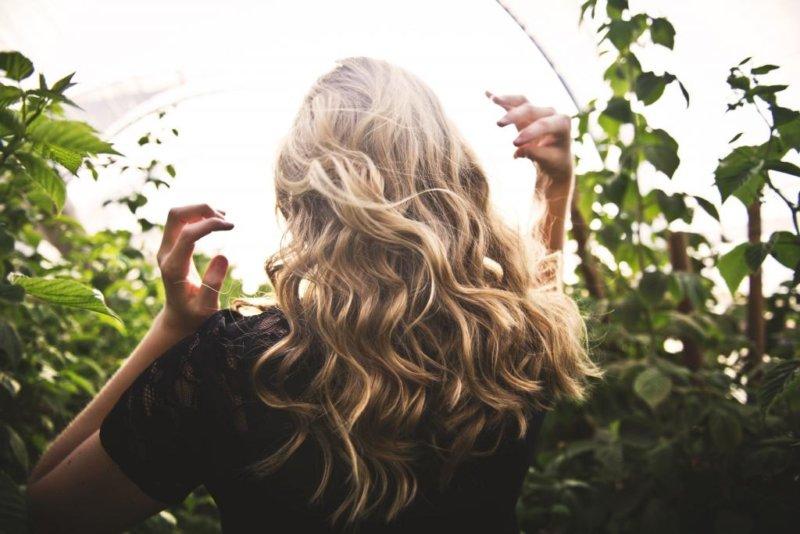 химическая завивка волос временная