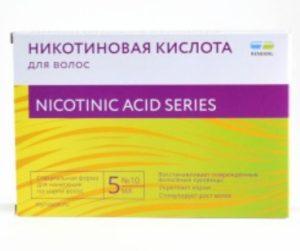 АО Обновление ПФК Никотиновая кислота для волос