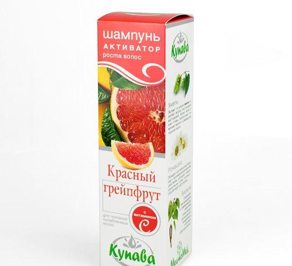Купава «Красный грейпфрут»