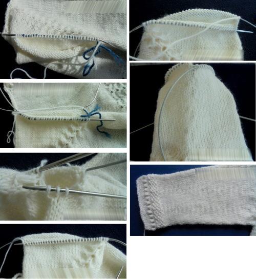 Вязаная кофточка для девочки спицами. Схема и описание, как вязать реглан сверху
