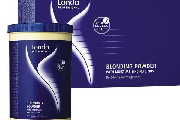 Цветная пудра Londa Blonding Powder