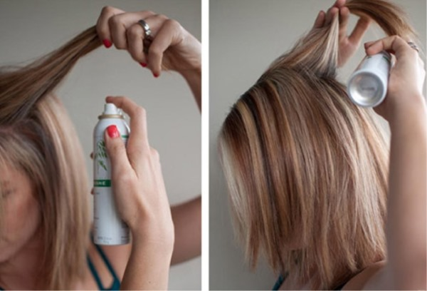 Сухой шампунь для волос. Какой лучше, как пользоваться, цены и отзывы