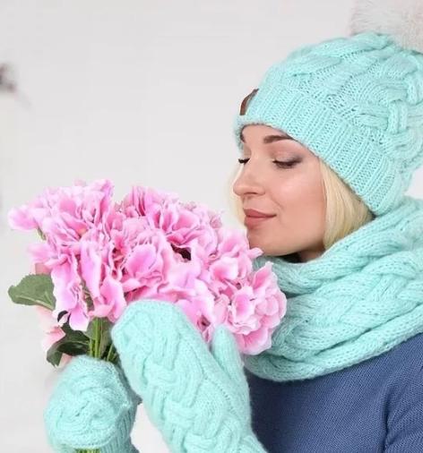 модные шапки осень зима 2019 2020