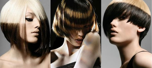 Скво - окрашивание волос