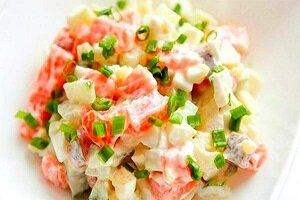 картошка помидоры рыба