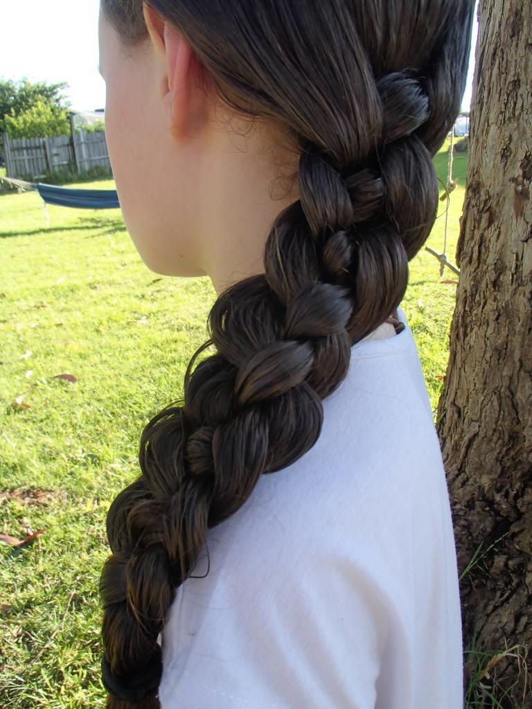 что можно сделать с волосами средней длины