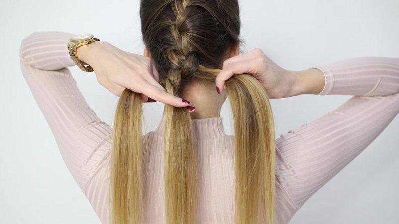 Как заплетать косу