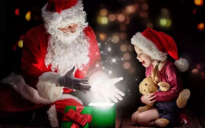 Необычные подарки для ребенка на Новый Год 2020 - видео поздравление от Деда Мороза