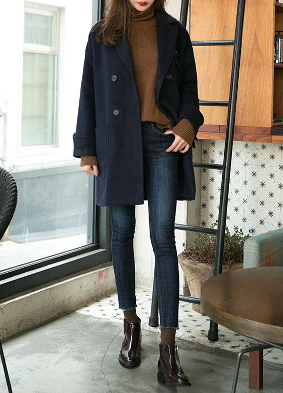 пальто для типа фигуры прямоугольник 3