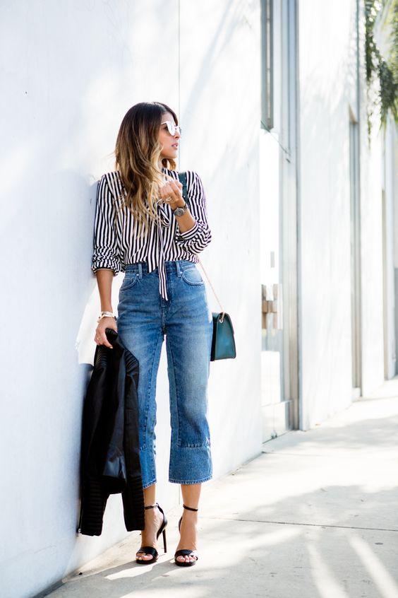 джинсы для типа фигуры прямоугольник 2