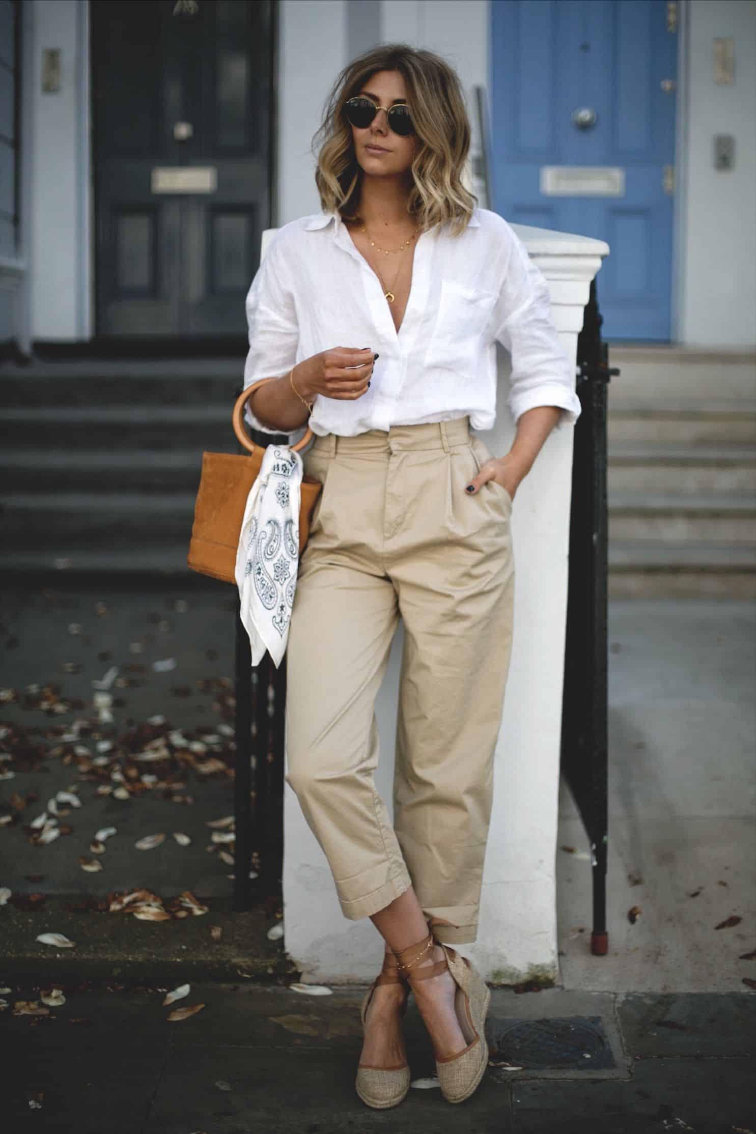 брюки для типа фигуры прямоугольник 2