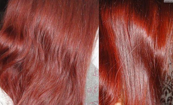 Плюсы и минусы окраски волос хной