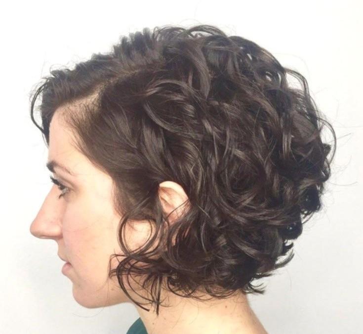 Кудри на волосах
