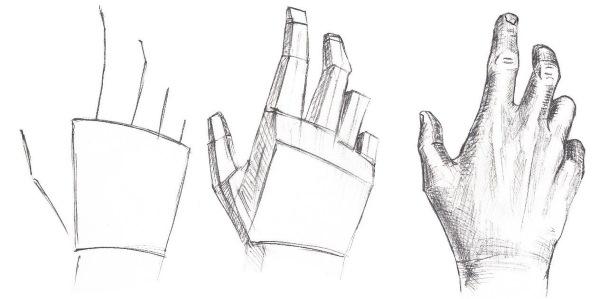 Рисунки ручкой для начинающих легкие, красивые, прикольные