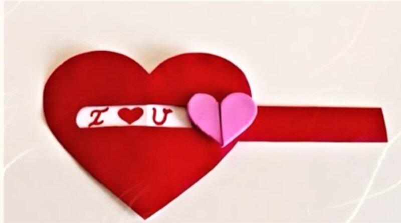 слова любви написанные в валентинки