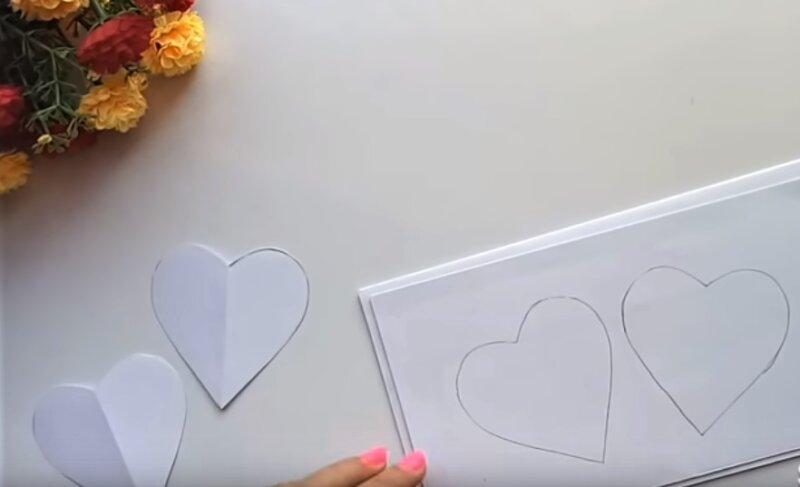 шаблоны-валентинки