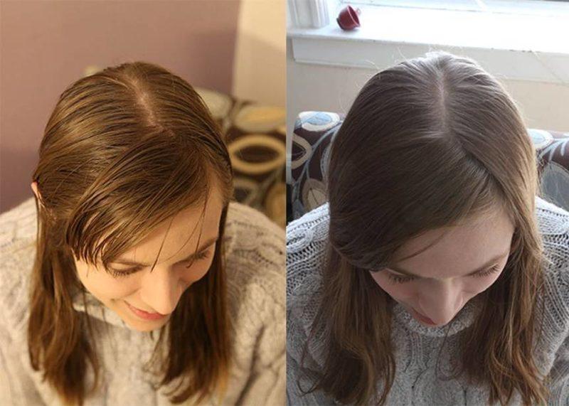 Девушка на 6 месяцев отказалась от шампуня: такого результата она не ожидала
