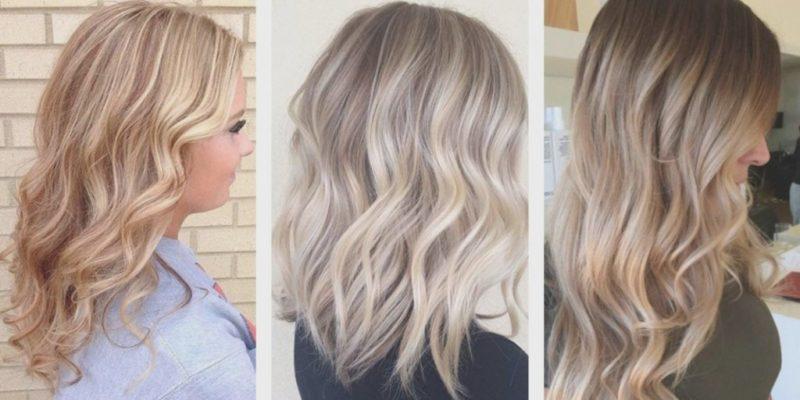 как покрасить волосы в бежевый цвет