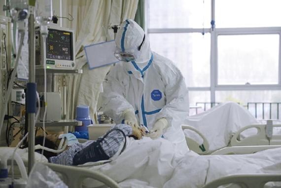 Январь 2010 года. В Центральном госпитале города Ухань. Фото: РИА Новости