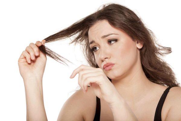 Секущиеся волосы