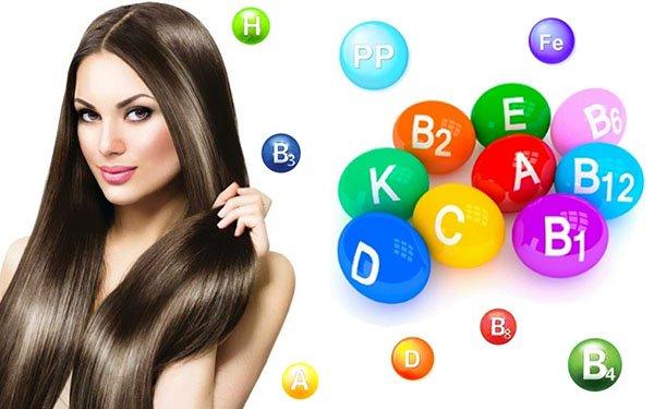 Витамины для стимуляции роста волос