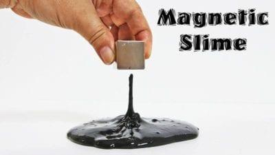 магнитный слайм