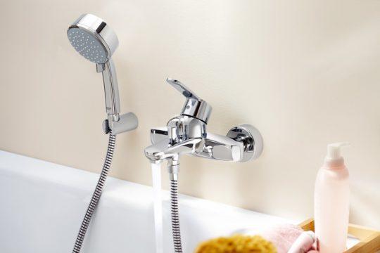 смеситель в ванную Grohe