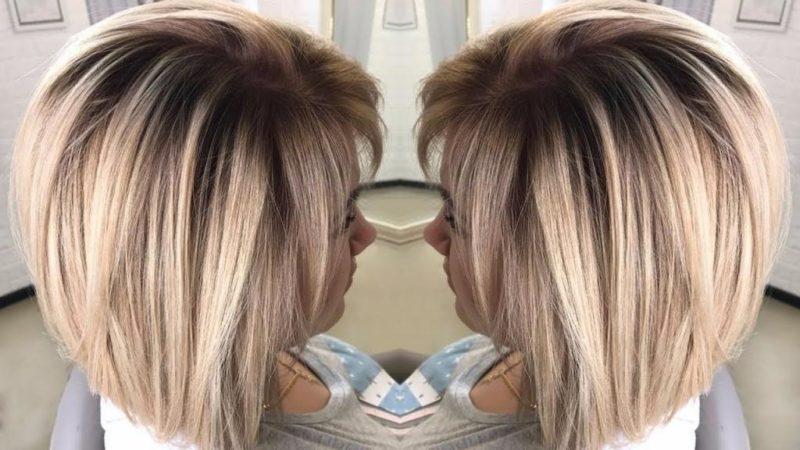 Растяжка на волосах