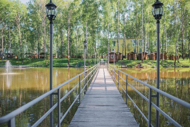 Топ-5 лучших домов отдыха в Подмосковье