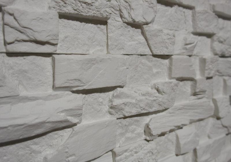 Особенности и специфика искусственного камня из гипса